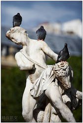 Paris Epic Struggle by superkev