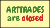 Stamp - Arttrades are closed by TariToons