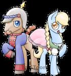 German Stereotype Ponies