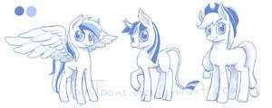 New pony concepts