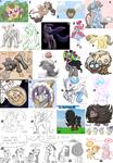 Pony Doodles 'n stuff