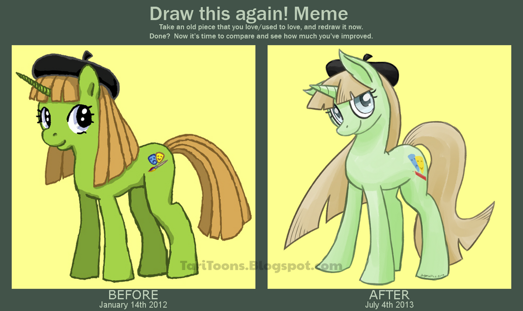 draw this again meme template - draw this again meme by taritoons on deviantart