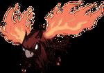 Fire-winged Hound