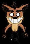 Don't Starve  - Crash Bandicoot