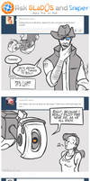 Ask GLaDOS and Sniper - #16 to #20