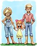 Apple Siblings