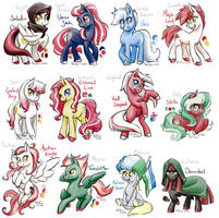 Nation Pony Requests