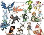 Pokemon Requests