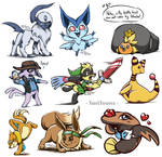 Pokemon Requests #2
