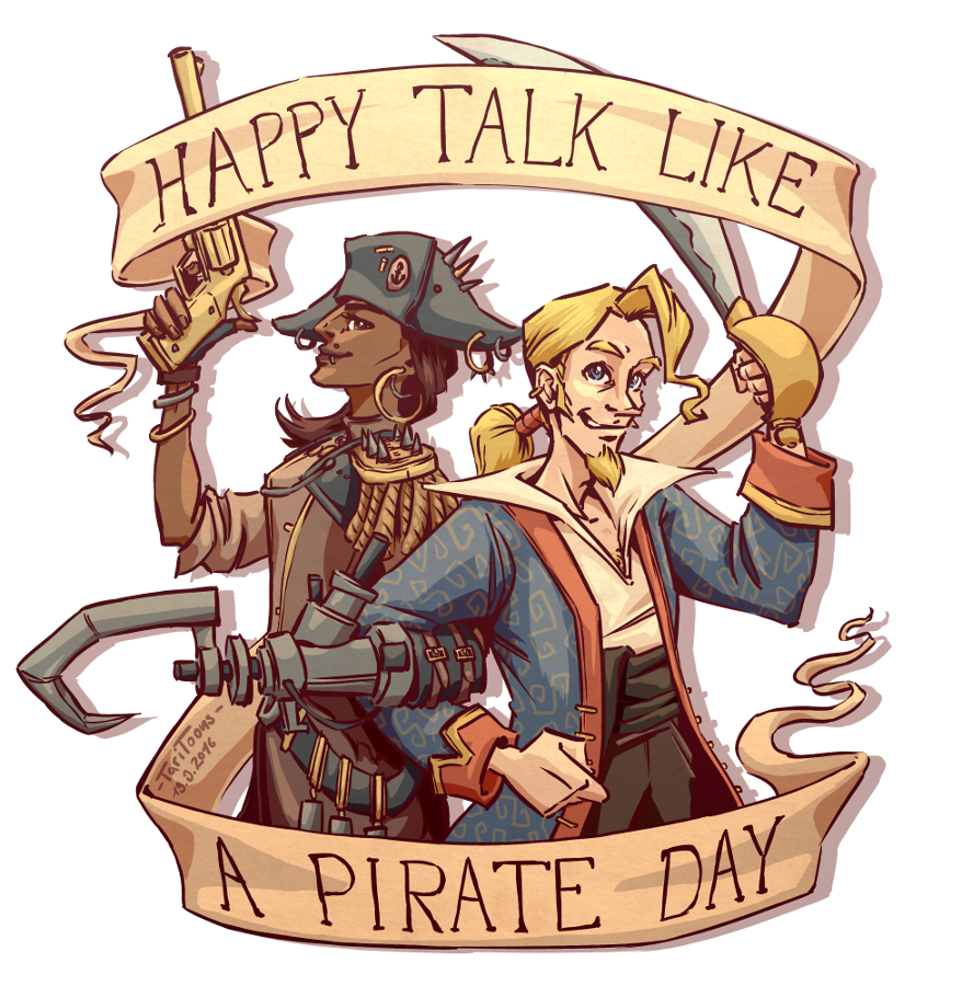 talk like a pirate day - photo #9