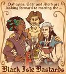 [Commission] Black Isle Bastards