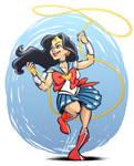 Sailor Themyscira