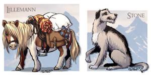 Wilderland Adventures: Lillemann and Stone