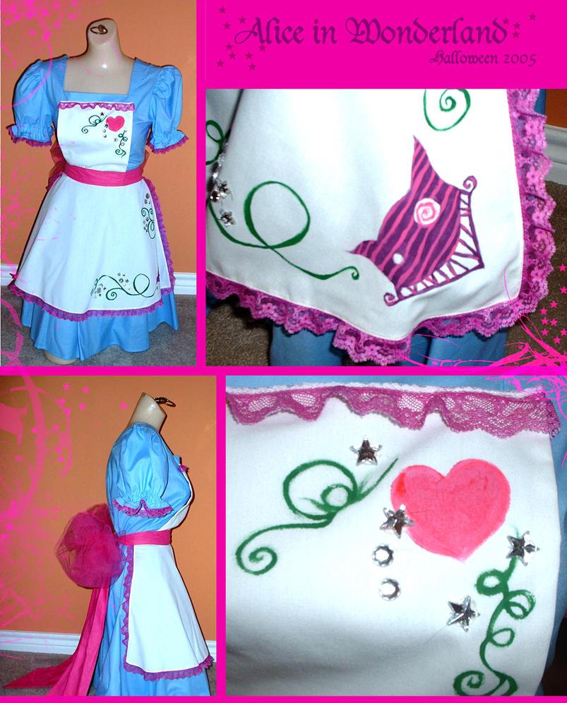 Alice in Wonderland by zombie-pop