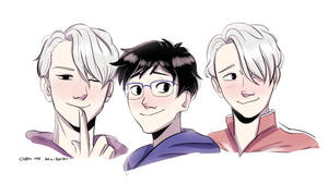 Soft Yuuris