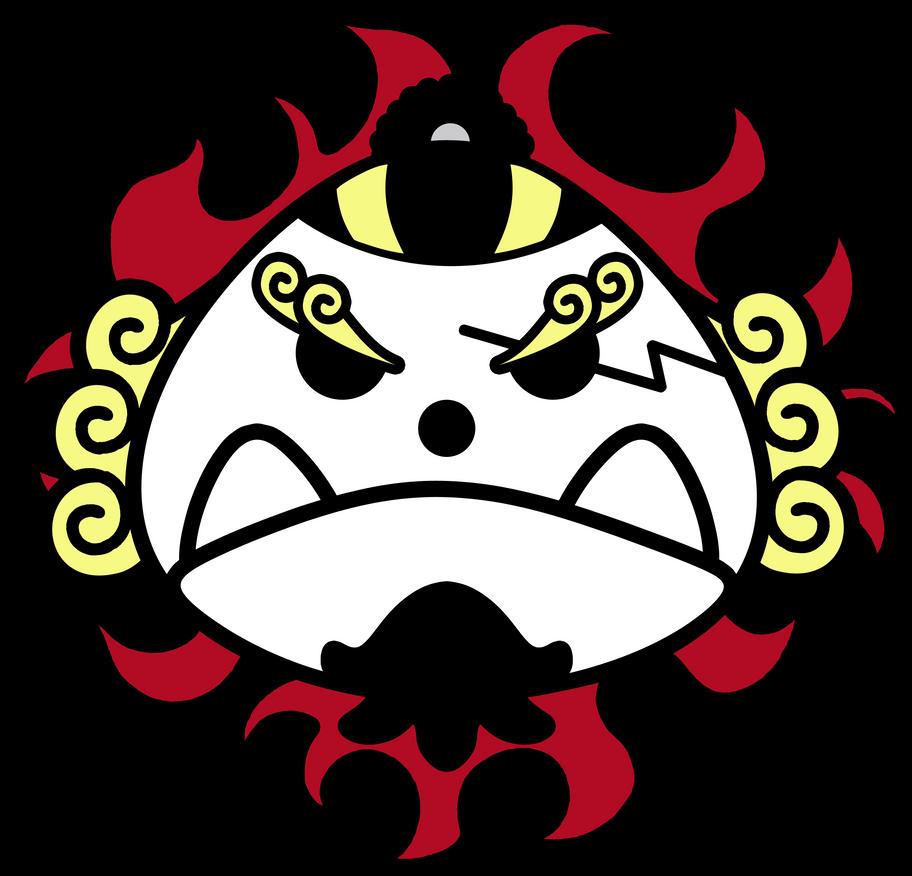 One Piece Jinbes Jolly Roger Custom By Jsherstein On Deviantart