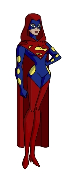 DC Comics Superwoman tweaked by Zal-Ta-TalOs