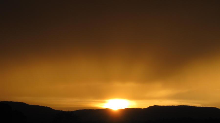 Sunset Number IDEK 2 by Ashezth