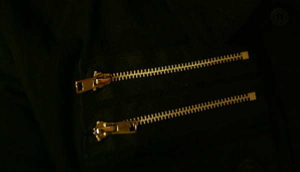 zipper by Hongatar-stock