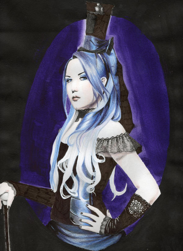 Alissa White-Gluz by M-lovedAngel