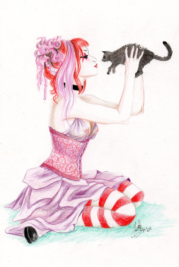 Emilie Autumn by MlovedAngel