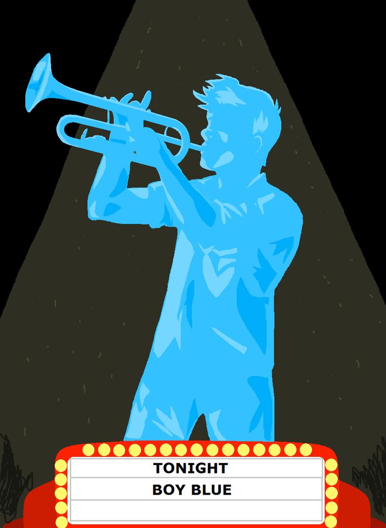 :Fables comics: No more blues by Singerwolf