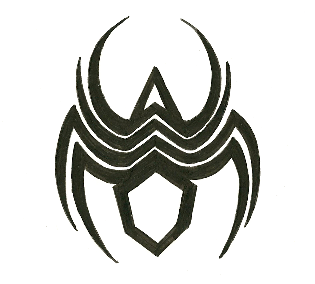 Totem Tats Spider Blank Template By Shadowynight On