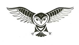 Totem Tats: Owl