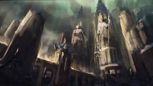 Sketch Asgard