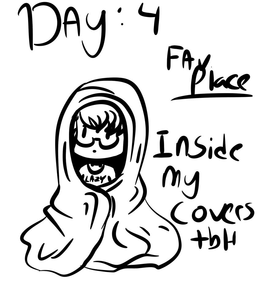 Day 4: Favorite Place by MadhatterMiss