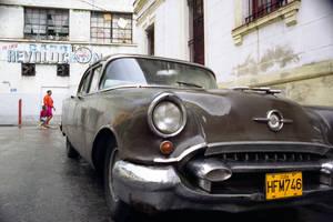 Classic Oldsmobile by vanfoto
