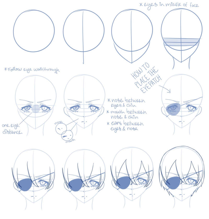 How I draw Ciel by Lily-Draws