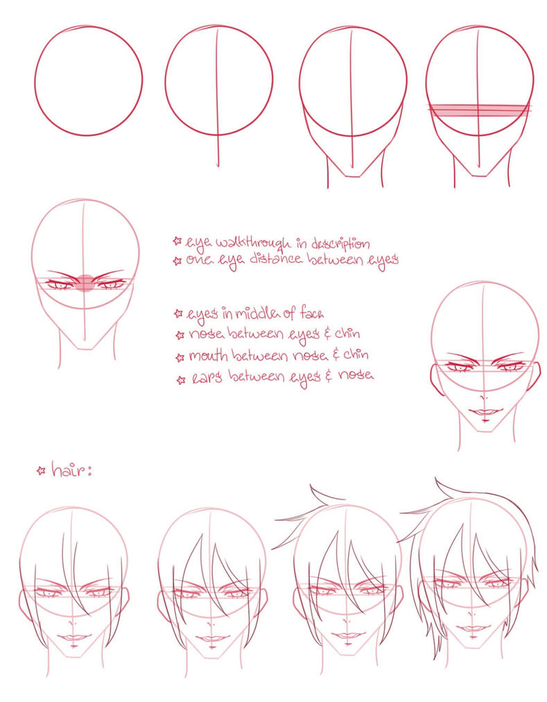 How to draw a face by lily draws on deviantart how to draw a face by lily draws ccuart Image collections