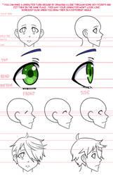 Face profile tutorial part 2