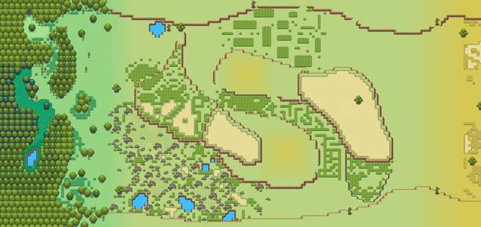 Prairies orageuses / Stormy weadow (WIP)