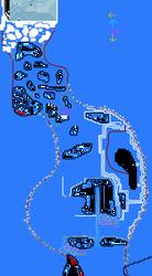 Mer de glace / Iced sea (WIP)