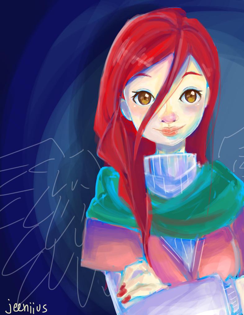 Anna by mallocchi