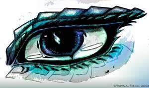 Dragon eye (Color)