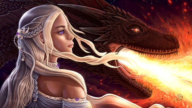 A Song Of Ice and FIRE: Daenerys
