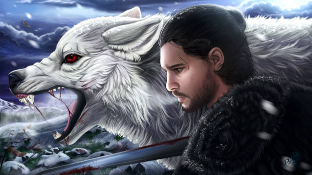 A Song Of ICE and Fire: Jon Snow