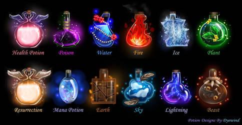 Potion Designs