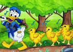 Kingdom Hearts Donald Duck