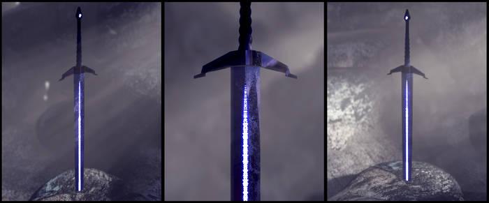 Blender Sword Images