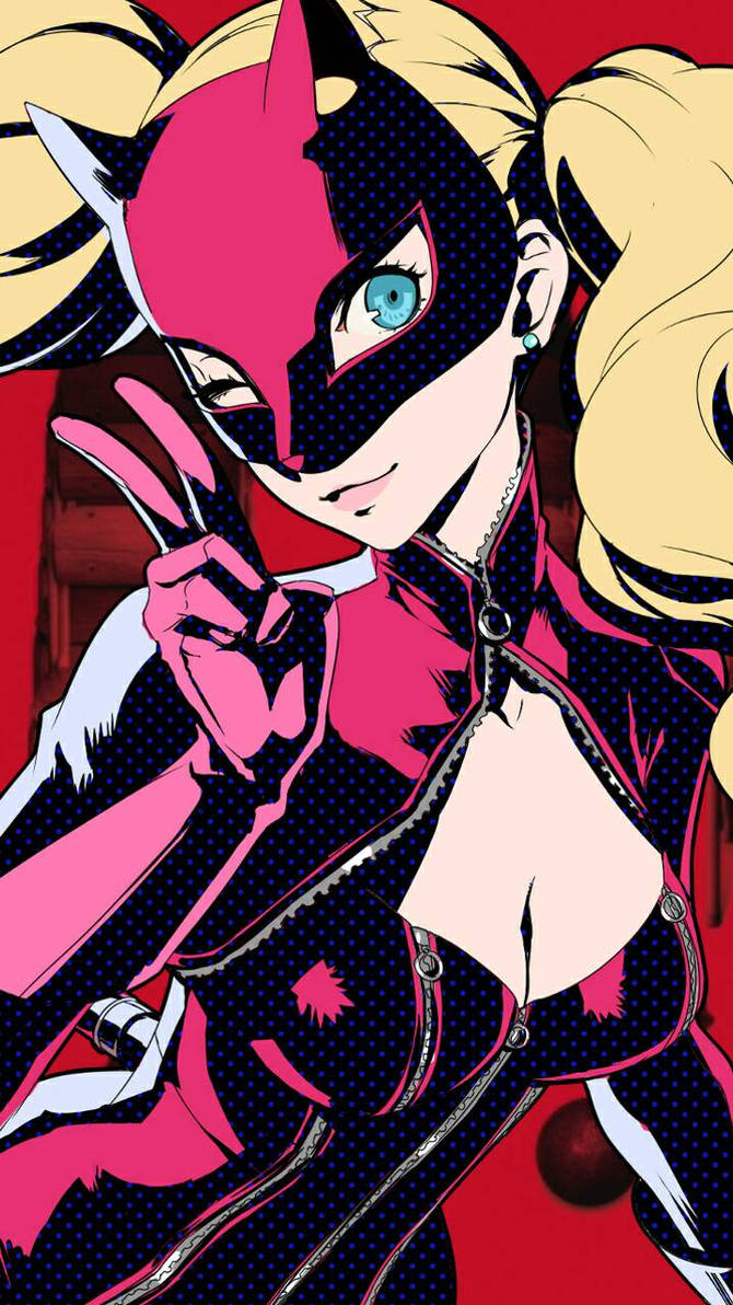 Get Persona 5 Ann Takamaki Wallpaper Background