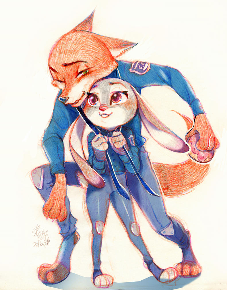 Image Result For Zootopia Judy Coloring