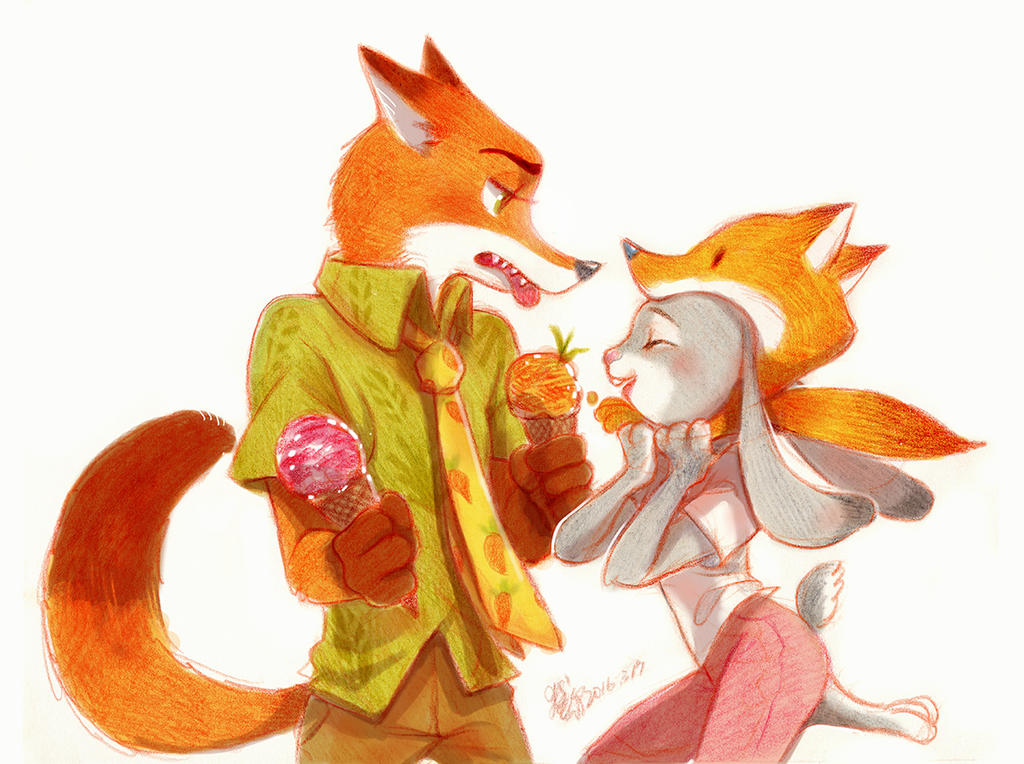 Image Result For Zootopia Fox Coloring