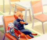 Sit with JUDY