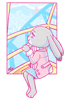 The view of cable car_Judy by Weketa