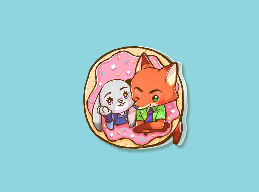 Donut by n09142