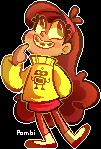 Mabel pixel by pombity